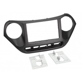 Kit integration 2 DIN HYUNDAI I10 2014-