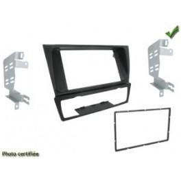 Kit integration 2 DIN BMW SERIE 3 2006- (E90) - SANS NAVIGATION