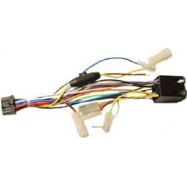 CABLE SPECIFIQUE AUTORADIO ISO KENWOOD 25CM