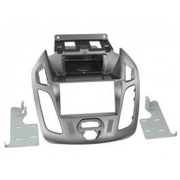 Kit integration 2 DIN FORD TRANSIT CONNECT 09/2013- SANS ECRAN ARGENT MAT (a cder FORD1519127)