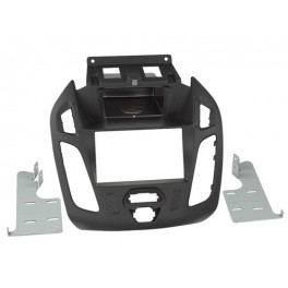 Kit integration 2 DIN FORD TOURNEO COURIER 06/2014- SANS ECRAN NOIR (a cder FORD1519127)