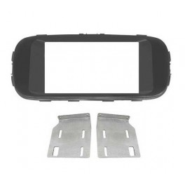 Kit integration 2 DIN KIA SOUL 2014- NOIR SANS NAVIGATION ORIGINE