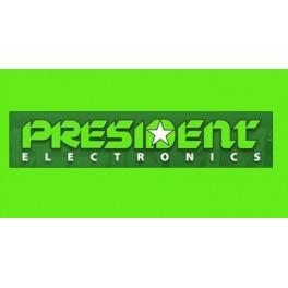 MICRO PRESIDENT POUR RANDY II - PRESIDENT specialiste CB et accessoire CB