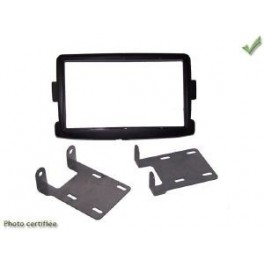 Kit integration 2 DIN DACIA LODGY 2012- NOIR MAT