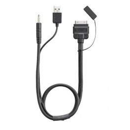 PIONEER CA-IW.51V Cable de connexion iPod / iPhone vers USB (audio et video) (iPhone 4)