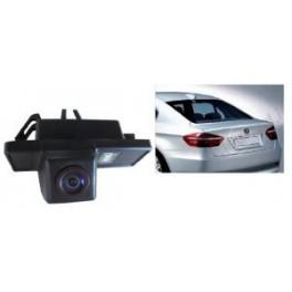 CAMERA DE RECUL INTEGREE DANS ECLAIRAGE PLAQUE BMW SERIE 6