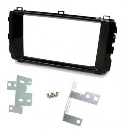 Kit integration 2 DIN TOYOTA AURIS 2013-