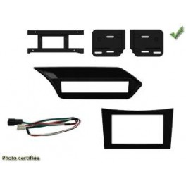 Kit integration 2 DIN MERCEDES CLASSE E 2009-2012 (W212) - NOIR