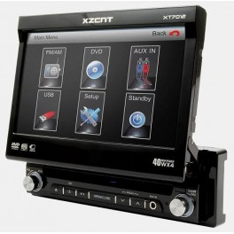ZENEC XT7012 la station multimedia