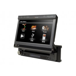 ZENEC ZE-MC194GPS la station multimedia