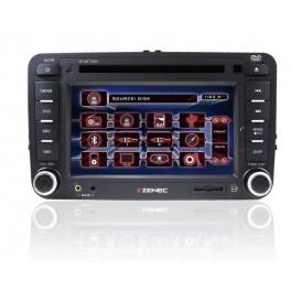 ZENEC ZE-MC2000 la station multimedia specifique VW - AUDI - SEAT