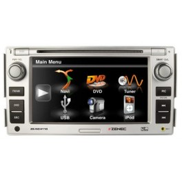 ZENEC ZE-NC4110 la station multimedia specifique HYUNDAI SANTAFE