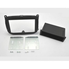 FACADE AUTORADIO ALFA GIULIETTA 2014- - SIMPLE DIN OU DOUBLE DIN