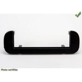 FACADE AUTORADIO FIAT PANDA 2012- GRIS FONCE
