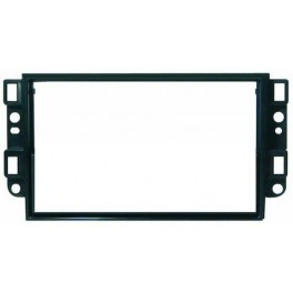 FACADE AUTORADIO DOUBLE DIN CHEVROLET CAPTIVA 2006-
