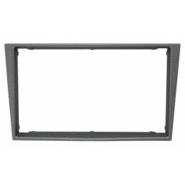 FACADE AUTORADIO DOUBLE DIN OPEL ZAFIRA 2005-2012 NOIR LONDON SMOKE