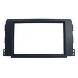 FACADE AUTORADIO DOUBLE DIN SMART FOR TWO 2007-
