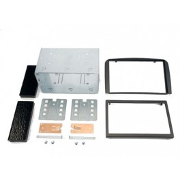 Kit integration 2 DIN ALFA GT 2006- NOIR