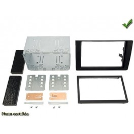 Kit integration 2 DIN SEAT EXEO 2008- NOIR