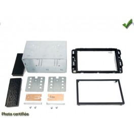 Kit integration 2 DIN CADILLAC BLS 2006- NOIR