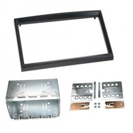 Kit integration 2 DIN SKODA SUPERB 2001-2008