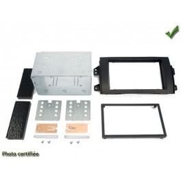 Kit integration 2 DIN SUZUKI SX4 2005-