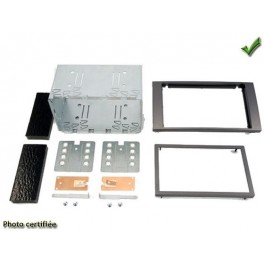 Kit integration 2 DIN FORD FIESTA 2005-2008 ANTHRACITE