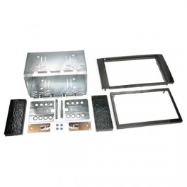 Kit integration 2 DIN FORD FUSION 2006- NOIR
