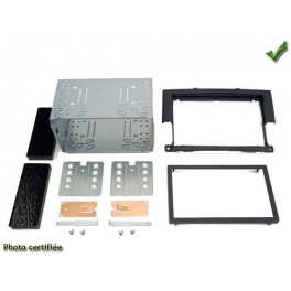 Kit integration 2 DIN MITSUBISHI COLT 2004-2008 NOIR