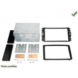 Kit integration 2 DIN CHEVROLET CORVETTE C6 2005-2006 NOIR