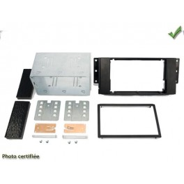 Kit integration 2 DIN LAND ROVER DISCORERY 3 2004- NOIR