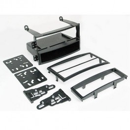 Kit integration 2 DIN NISSAN 350Z 2003-2005 NOIR 1DIN ou 2DIN
