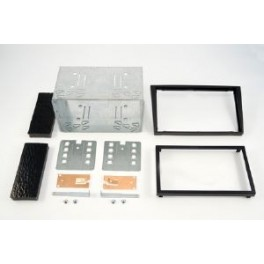 Kit integration 2 DIN OPEL COMBO 2002-2010