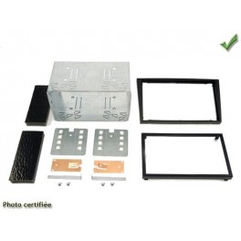 Kit integration 2 DIN RENAULT TRAFIC 2001-2011