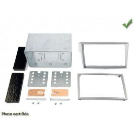 Kit integration 2 DIN OPEL ASTRA H 2004-2009 ARGENT