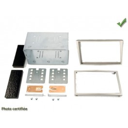 Kit integration 2 DIN OPEL ASTRA H 2004-2009 BEIGE