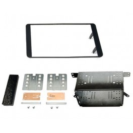 Kit integration 2 DIN TOYOTA HILUX 2005-2011 NOIR