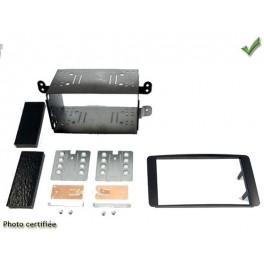 Kit integration 2 DIN MITSUBISHI OUTLANDER 2007-2012 - SANS AUTORADIO