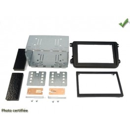 Kit integration 2 DIN SKODA OCTAVIA II 2007-