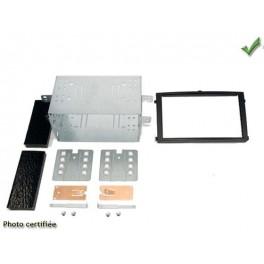 Kit integration 2 DIN SSANGYONG REXTON 2 2006-2012 NOIR