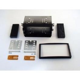 Kit integration 2 DIN KIA SPORTAGE 2008-2010 NOIR