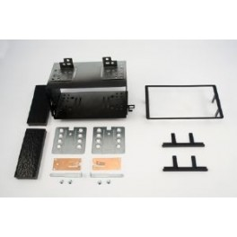 Kit integration 2 DIN KIA RIO 2008-2011 NOIR