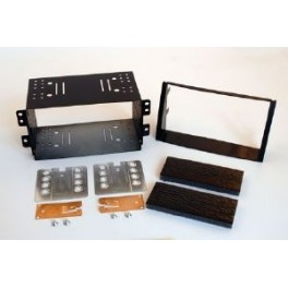 Kit integration 2 DIN KIA SOUL 2009-10/2011
