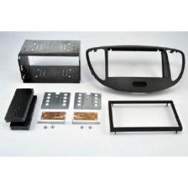 Kit integration 2 DIN HYUNDAI I10 2009-2013 - NOIR