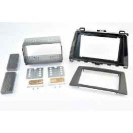 Kit integration 2 DIN MAZDA 6 2010- GRIS BRILLANT