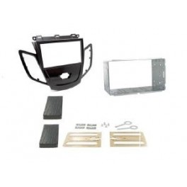Kit integration 2 DIN FORD FIESTA 2009- NOIR LAQUE NB