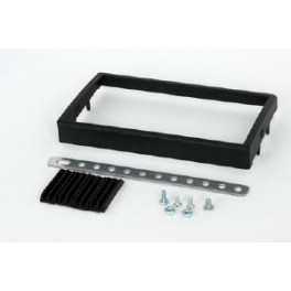 Kit integration 2 DIN SSANGYONG ACTYON 2006- SANS AUTORADIO ORIGINE