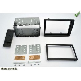 Kit integration 2 DIN PEUGEOT BOXER 2011- NOIR