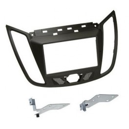 Kit integration 2 DIN FORD CMAX 2011- NOIR