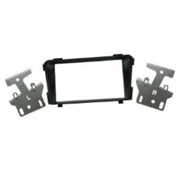 Kit integration 2 DIN HYUNDAI I40 2008- sans NAVIGATION ORIGINE